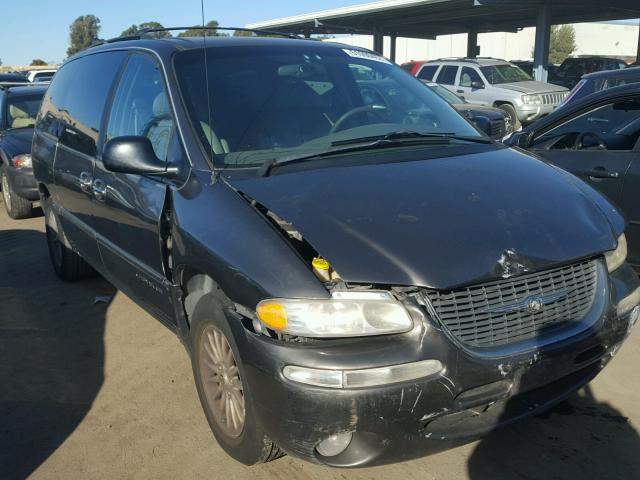1999 chrysler town country limited photos ca hayward salvage car auction on thu jan 11 2018 copart usa copart