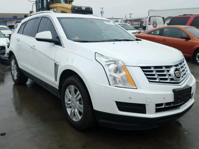 2016 cadillac srx luxury collection for sale tx dallas salvage cars copart usa. Black Bedroom Furniture Sets. Home Design Ideas