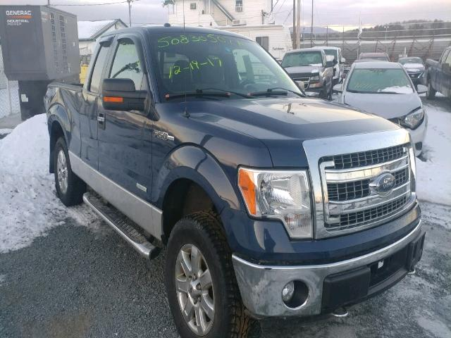 2013 ford f150 super cab for sale ma west warren salvage cars copart usa. Black Bedroom Furniture Sets. Home Design Ideas