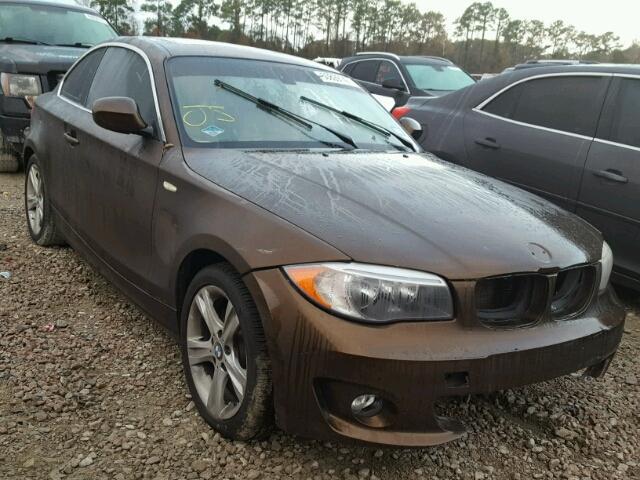 2012 BMW 128 I 3.0L