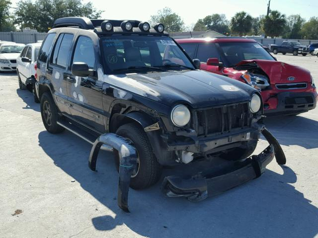 Auto Auction Ended On Vin 1j4gl38k93w515328 2003 Jeep Liberty Re In Fl Punta Gorda