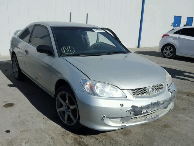 2004 honda civic dx vp for sale ca san diego salvage for Honda civic vp