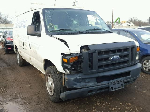 Salvage 2012 Ford ECONOLINE for sale