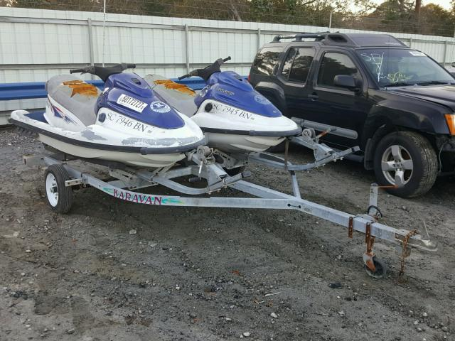Salvage 2002 Polaris JETSKI for sale