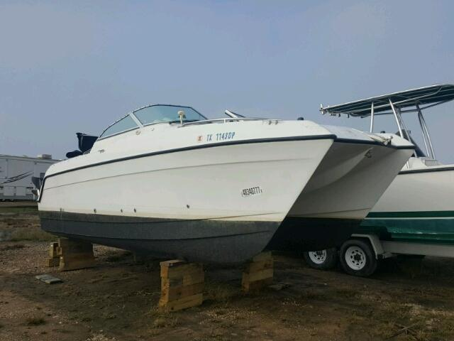 Salvage 2003 Glac BAY BOAT for sale