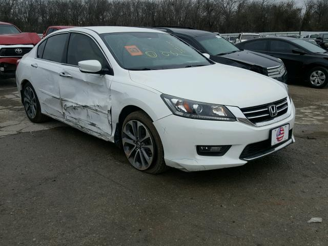 2014 honda accord sport for sale ok oklahoma city salvage cars copart usa. Black Bedroom Furniture Sets. Home Design Ideas