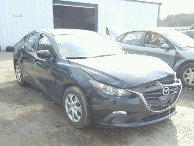 Mazda Mx3 2016 >> 2016 Mazda Mx3 3mzbm1t72gm290483 Badvin Report