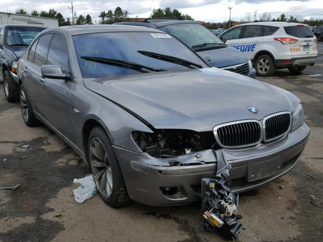 Auto Auction Ended On VIN WBAHLDT BMW ALPINA B In - Bmw alpina b7 2007