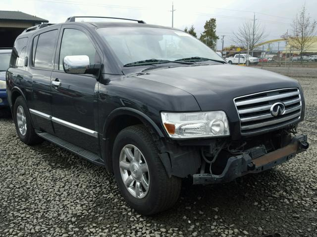 2006 Infiniti Qx56 For Sale Or Eugene Salvage Cars