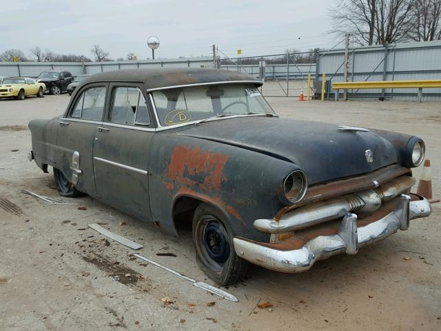 Auto Auction Ended On Vin B3kg130748 1953 Ford Sedan In Ks