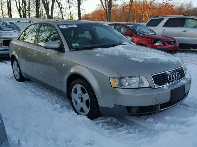 2003 AUDI A4 1.8T 1.8L