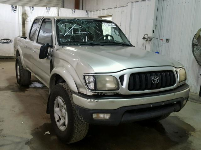 2003 TOYOTA TACOMA DOUBLE CAB PRERUNNER