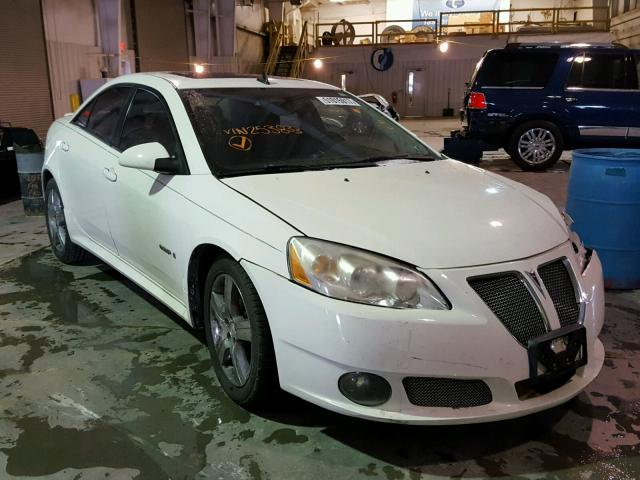 Auto Auction Ended on VIN: 1G2ZM577X84253833 2008 PONTIAC G6 GXP in ...