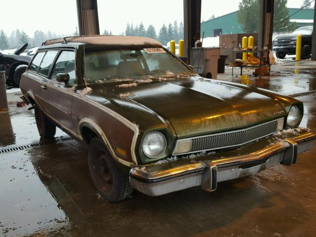 Auto Auction Ended On Vin 5r12y137213 1975 Ford Pinto In Wa