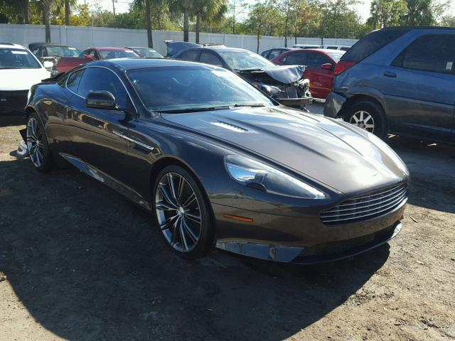 2012 Aston Martin Virage For Sale Fl West Palm Beach Salvage