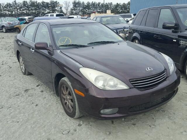 2002 LEXUS ES 300 3.0L
