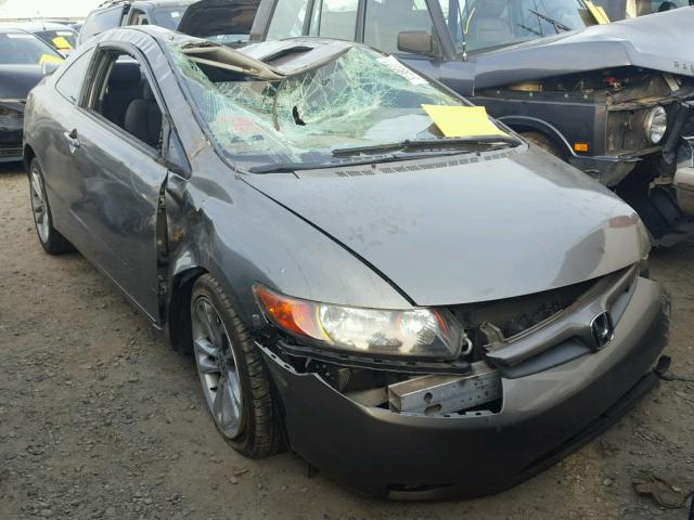 2006 Honda Civic Si 2 0L 4 for Sale in Sacramento CA - Lot: 40467469