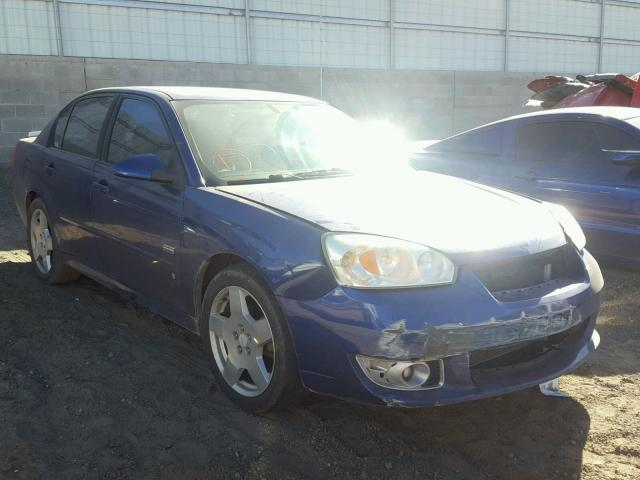 Auto Auction Ended On Vin 1g1zw53106f188881 2006 Chevrolet Malibu