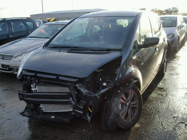 2017 kia venga 3 is for sale at copart uk salvage car. Black Bedroom Furniture Sets. Home Design Ideas