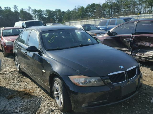 Auto Auction Ended On VIN WBAEUPF BMW XI In CA - 2008 bmw 325xi