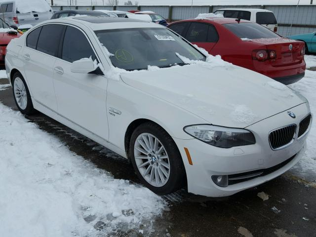 Auto Auction Ended On VIN WBAFUCBC BMW XI In ID - 2011 bmw 535 xi