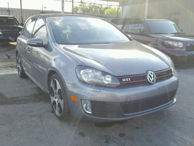 2010 VOLKSWAGEN GTI For Sale | FL - ORLANDO SOUTH - Salvage