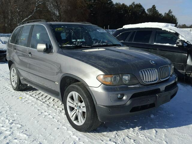 Auto Auction Ended on VIN: 5UXFB53544LV00495 2004 BMW X5 4.4I in ON ...