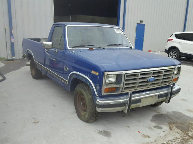 1986 FORD F150 5.0L