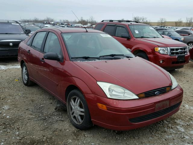 1fafp34p82w331736 2002 Ford Focus Se In Mo St Louis