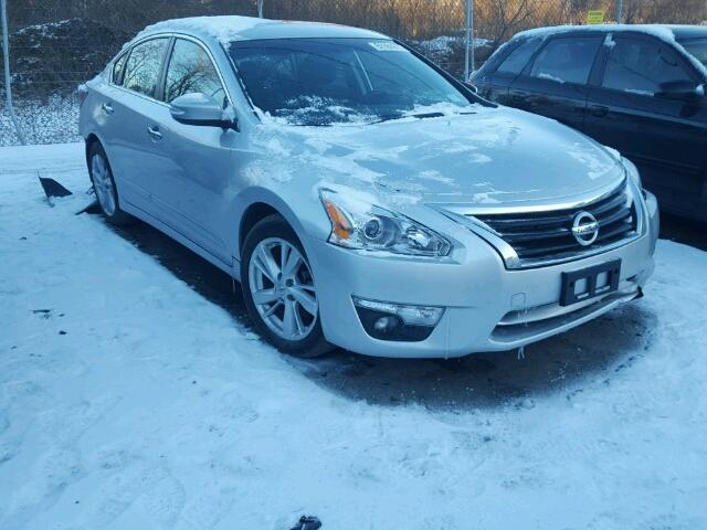 Auto Auction Ended on VIN: 1N4AL3AP0FC101819 2015 NISSAN ALTIMA 2.5 ...