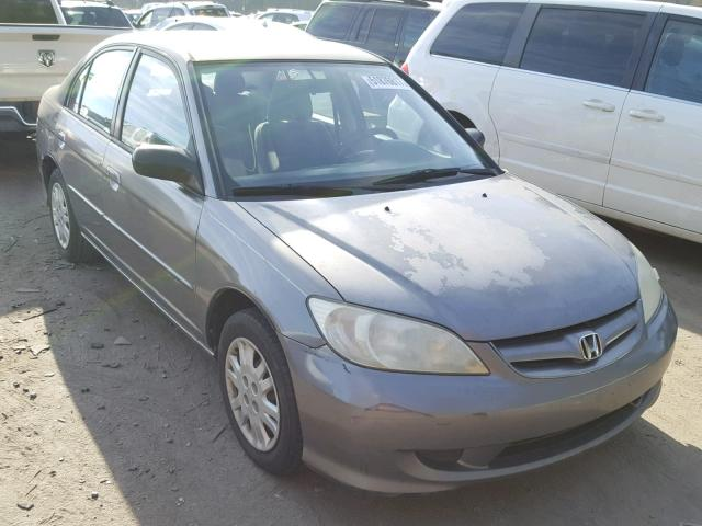 Awesome 2004 HONDA CIVIC LX 1.7L