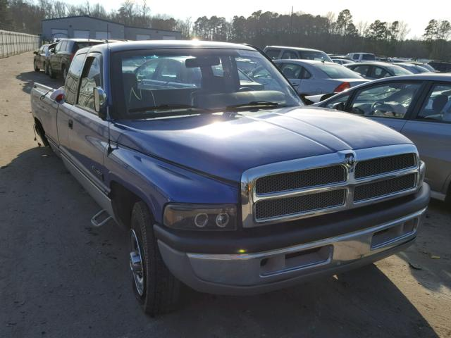 1997 dodge ram 2500 for sale nc raleigh salvage cars copart usa. Black Bedroom Furniture Sets. Home Design Ideas