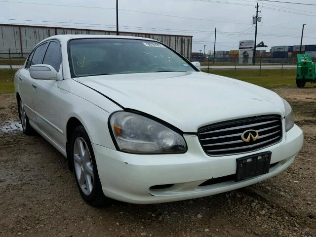 Auto Auction Ended On Vin Jnkbf01ax2m008437 2002 Infiniti Q45 In Tx