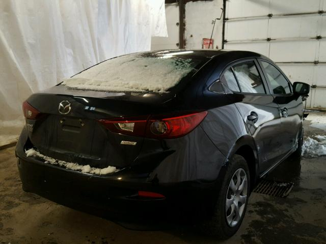 2015 mazda 3 sv photos salvage car auction copart usa. Black Bedroom Furniture Sets. Home Design Ideas