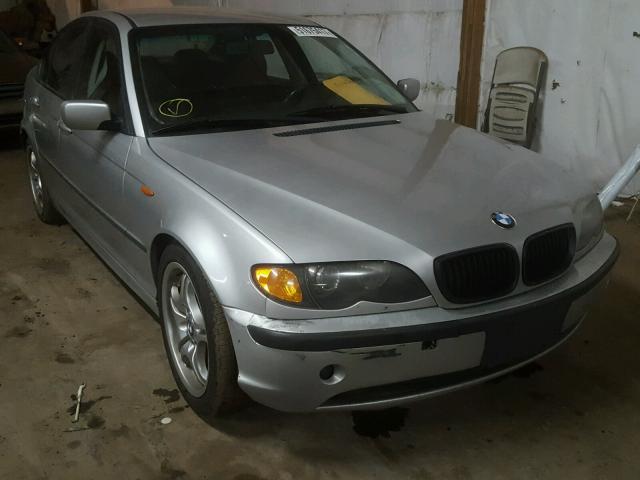 2002 BMW 325 I 2.5L