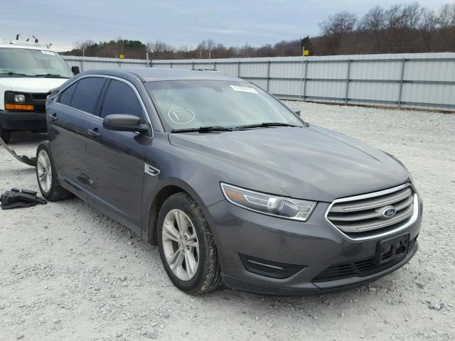 2015 ford taurus sel for sale ar fayetteville salvage cars copart usa. Black Bedroom Furniture Sets. Home Design Ideas