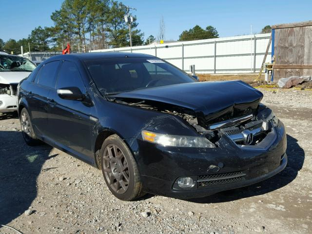 Auto Auction Ended on VIN: 19UUA76538A000916 2008 ACURA TL TYPE S in