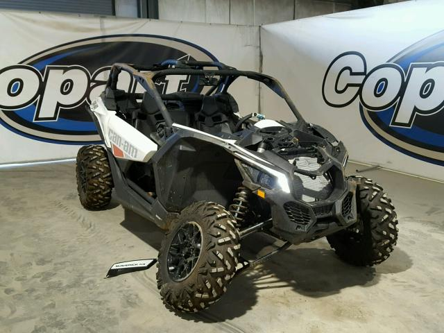 2017 can am maverick x3 turbo r for sale sc columbia salvage cars copart usa. Black Bedroom Furniture Sets. Home Design Ideas