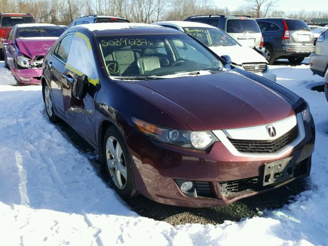 Auto Auction Ended On VIN JHCUFAC ACURA TSX In CT - Acura tsx for sale in ct