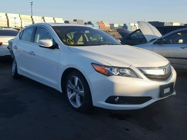2014 acura ilx 20 tech for sale ca long beach salvage cars copart usa. Black Bedroom Furniture Sets. Home Design Ideas