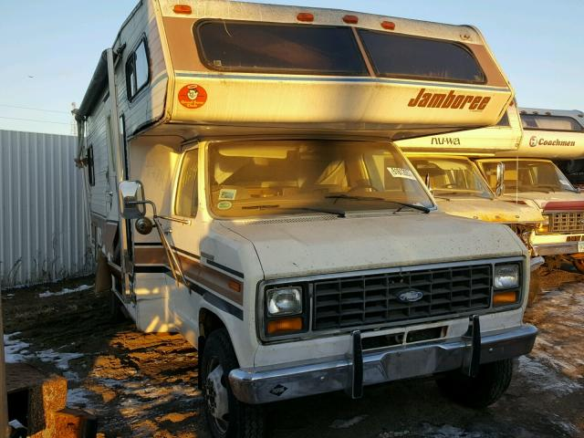 1983 FORD ECONOLINE For Sale | MN - MINNEAPOLIS - Salvage