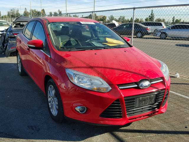 2012 FORD FOCUS SEL 2.0L