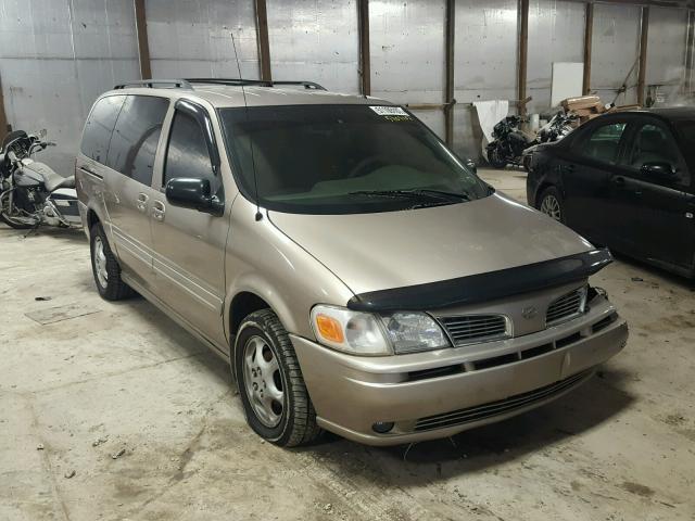 Auto Auction Ended On Vin 1ghdx03e22d233808 2002 Oldsmobile