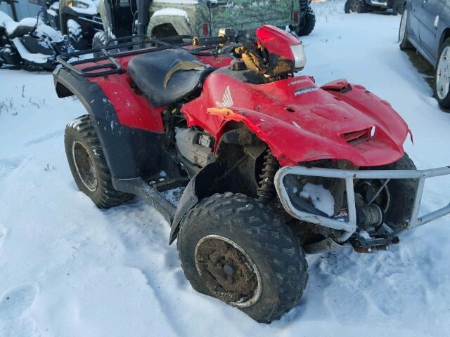 2006 HONDA TRX500 FA 1