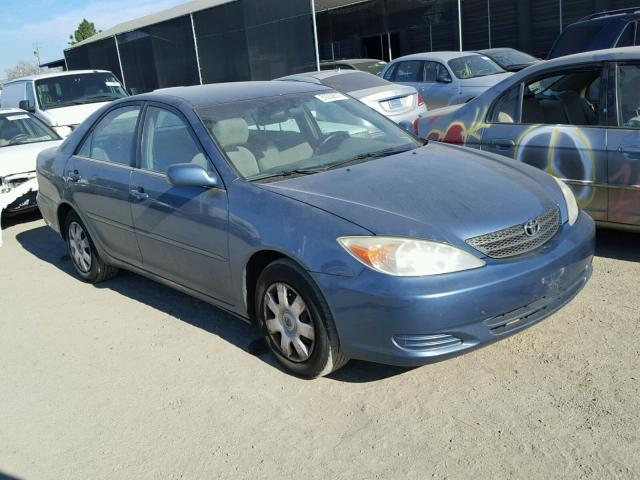 2003 Toyota Camry For Sale >> 4t1be32k13u655495 2003 Toyota Camry Le In Ca