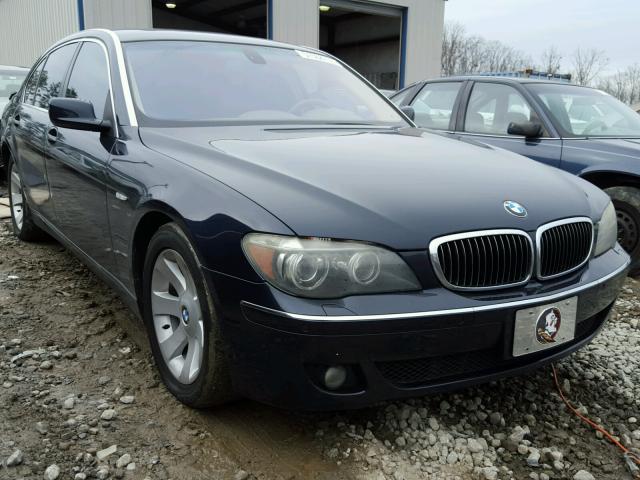 2006 BMW 750 LI 48L