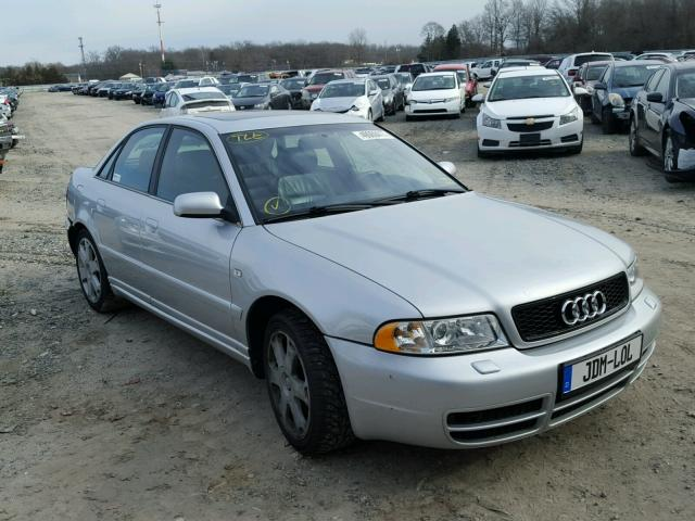 AUDI S QUATTRO Photos Salvage Car Auction Copart USA - 2000 audi s4