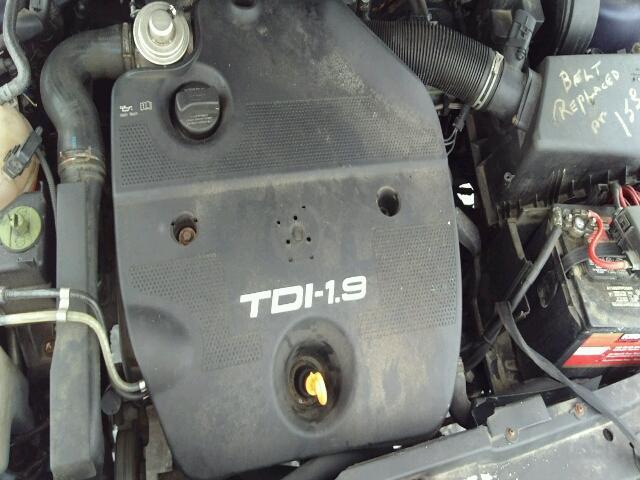 2003 VOLKSWAGEN GOLF GL TD 1.9L