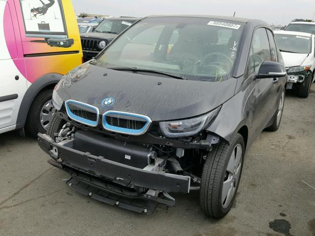 Wrecked BMW I BEV For Sale In CA MARTINEZ Lot - 2015 bmw i3 bev