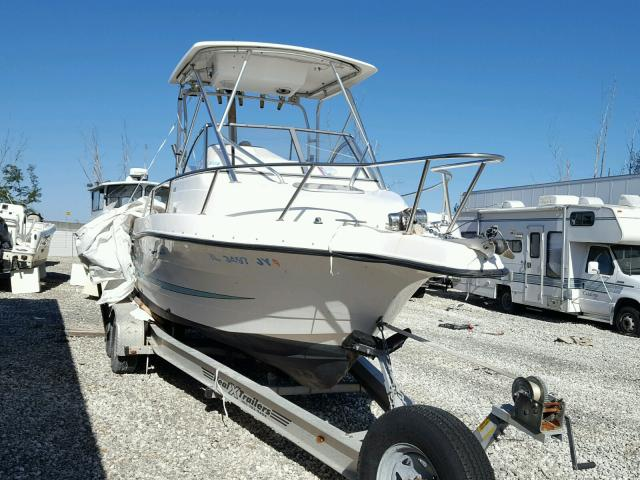 Salvage 1997 Hydra-Sports MARINE TRAILER for sale